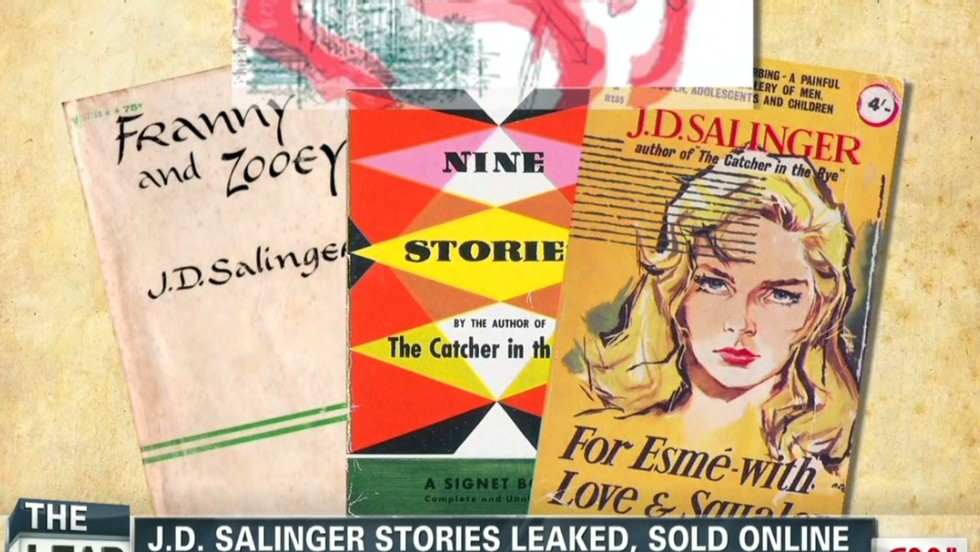 Catcher in the Rye finally joins the digital age