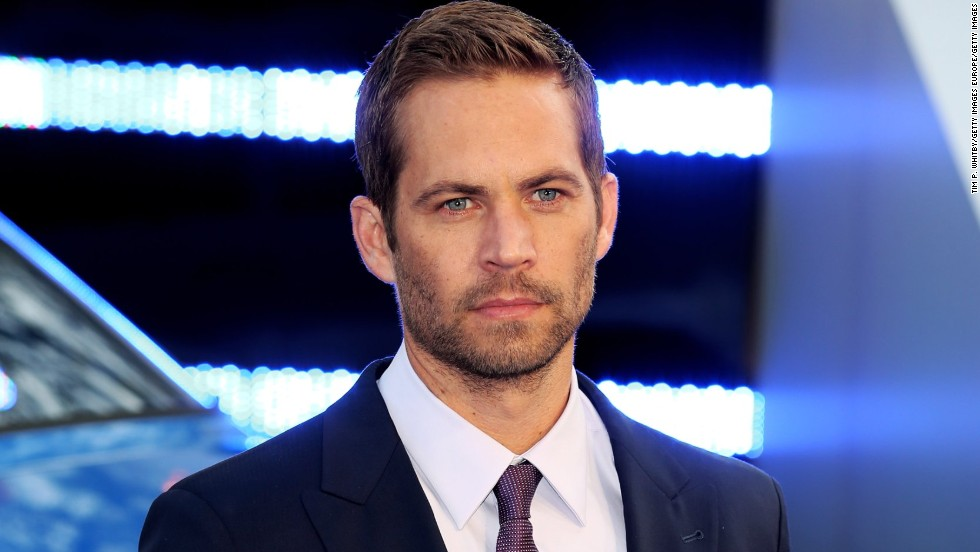 "<a href=""http://www.cnn.com/2013/11/30/showbiz/actor-paul-walker-dies/index.html"">Paul Walker</a>, a star of ""The Fast & The Furious"" movie franchise, died November 30 in a car crash. He was 40."