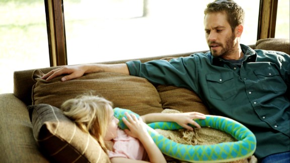 """Brooklynn Proulx and Walker in the 2008 film """"The Lazarus Project."""""""