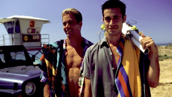 """Walker and Freddie Prinze Jr. co-starred in the popular 1999 teen film """"She's All That."""""""