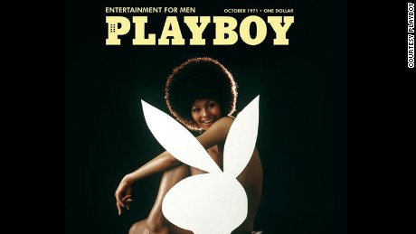 Playboy played a role in the strong black woman I am today