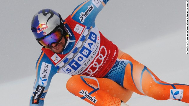 Aksel Lund Svindal has won six World Cup races at Lake Louise in Canada during his glittering career.
