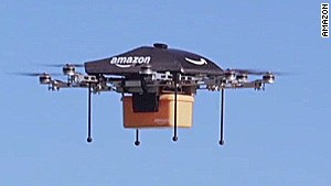 Amazons Drone Delivery How Would It Work