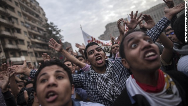 State of activism in Egypt