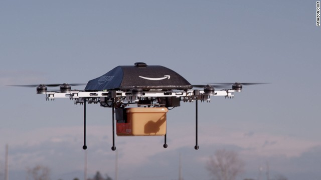 What's next for Amazon drones?