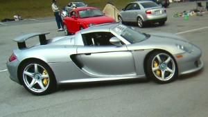 Czy Porsche Carrera GT jest zbyt niebezpieczne?