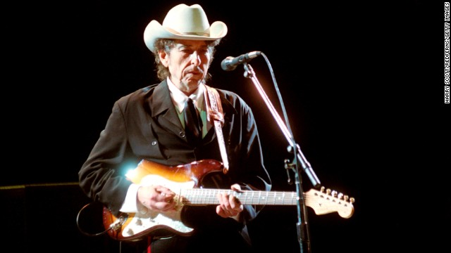 Bob Dylan songs that changed the course of history (an incomplete list)