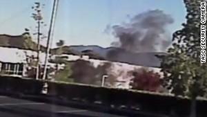Samochód Walkera zapalił się po 60 sekundach?