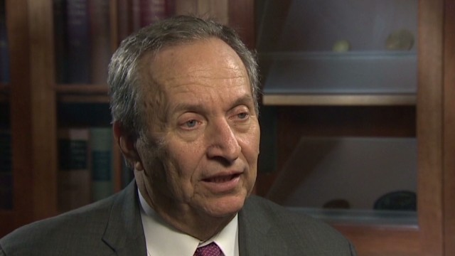 One-on-one with Larry Summers