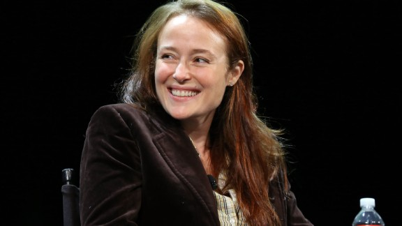 "For the part of Ana Steele's mom, Carla, ""Fifty Shades"" picked Tony-winner Jennifer Ehle, who recently starred in ""RoboCop"" and ""Zero Dark Thirty."""