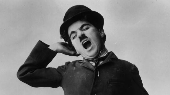 Charlie Chaplin in 1915