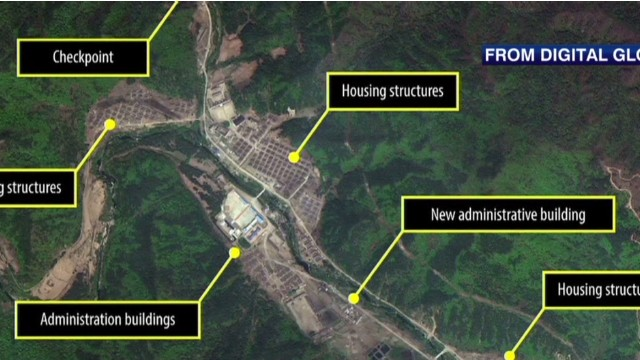 New images of N. Korea prison camps