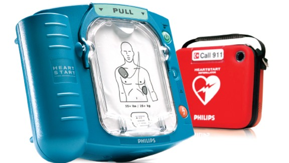 About 700,000 Philips automated external defibrillators have been recalled.