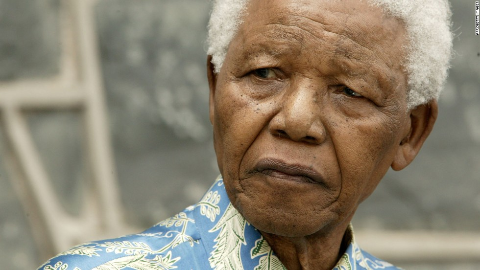 Nelson Mandela 10 Surprising Facts You Probably Didnt Know Cnn