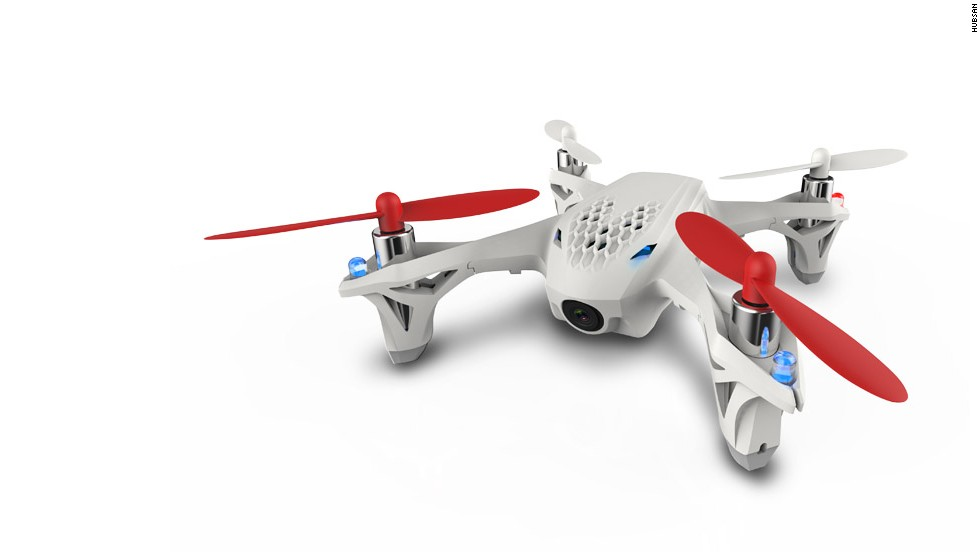 "Drone racing is a big deal. It has its own series -- the Drone Racing League -- featured on ESPN, and is a fast-growing sport. The Hubsan X4 has a point-of-view camera and some nifty moves. <a href=""http://money.cnn.com/gallery/technology/gadgets/2017/05/25/mini-drones-gadgets/5.html""><strong>Read more.</a></strong>"
