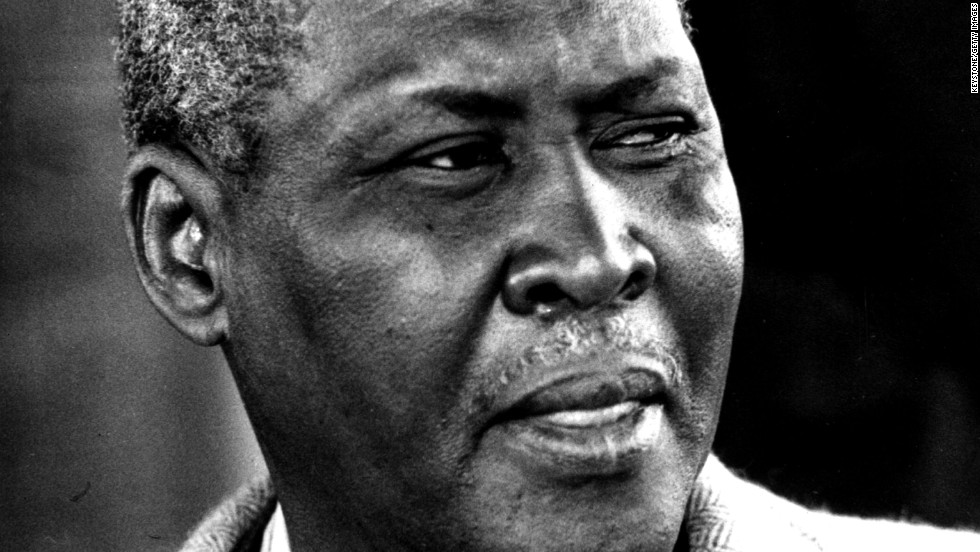 A Zulu chief and a teacher, Albert Luthuli was elected president of the African National Congress in 1952. Luthuli became the first African to be honored with a Nobel Peace Prize (1960) in recognition of his role in the civil rights movement and the nonviolent struggle against racial discrimination.
