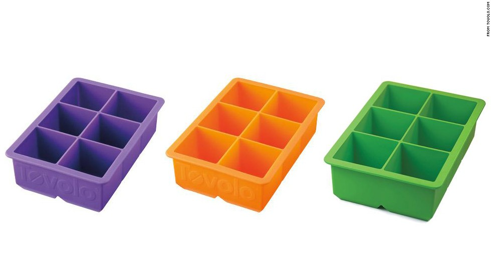 Tovolo King Cube Ice Tray -- Around $8