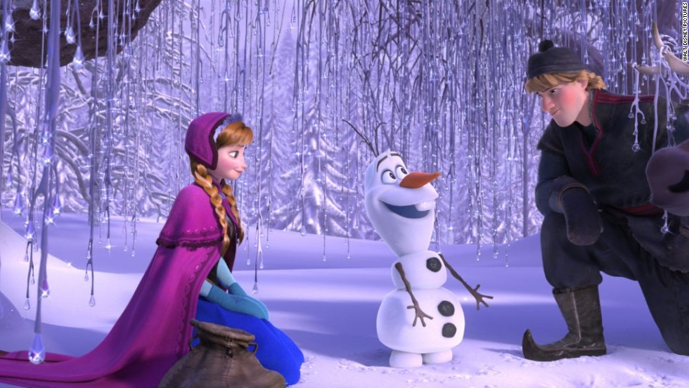 "<strong>Best animated feature film:</strong> ""Frozen"""