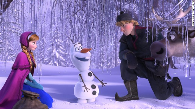"Disenye's ""Frozen"" has reached a worldwide total of $639.9 million at the box office."