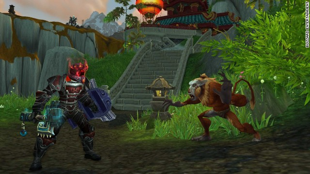 Report: NSA spies on 'World of Warcraft'