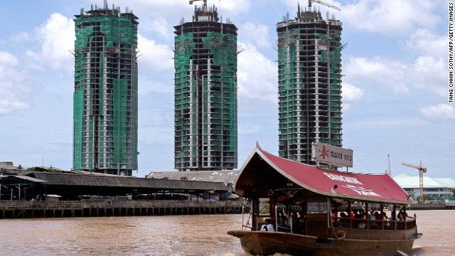 Bangkok's high rise development