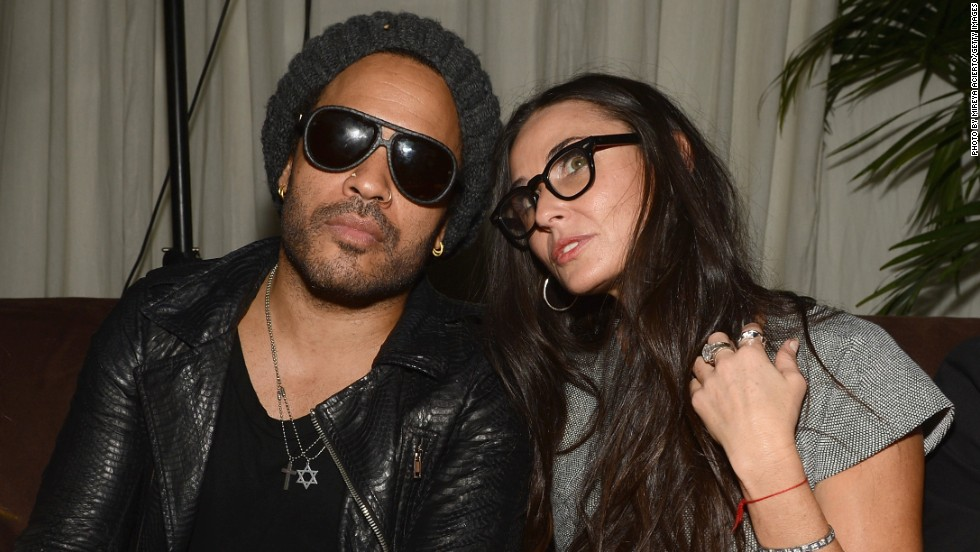 During the previous Art Basel Miami Beach, Chanel hosted a luxury barbecue at Soho House. Guests included Wendi Deng Murdoch, Peter Thiel, Dasha Zhukova and, pictured, Lenny Kravitz and Demi Moore.