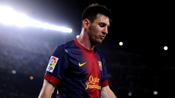 Barcelona are second in the list, $47 million behind Real, and can also generate huge sums commercially on the back of players like Lionel Messi. The Argentina striker is their talisman and has helped them to win the Spanish league title four times in the last five years.