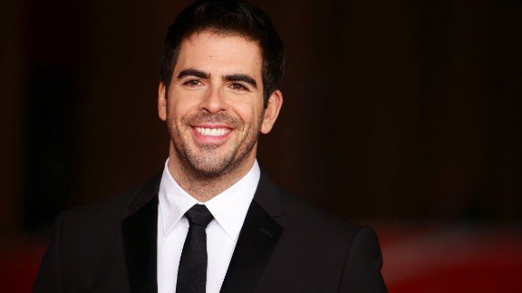 "Director and actor Eli Roth ""suffers from psoriasis and once had an outbreak where his skin was cracked and bleeding so badly that he could not walk or wear clothes,"" according to AskMen.com."