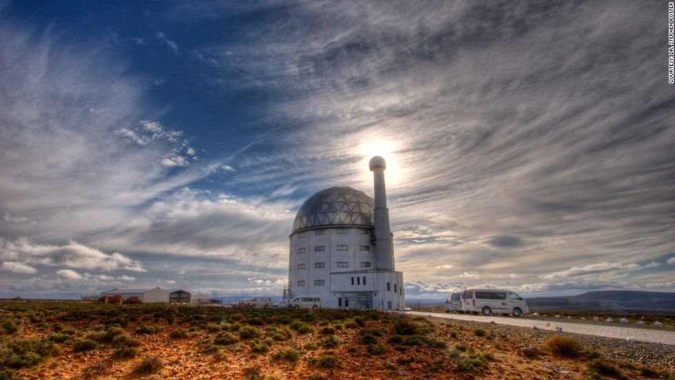 The South African Large Telescope (SALT) is one of the largest single optical telescopes in the world. The super-telescope is capable of seeing the faintest of lights in outer space.