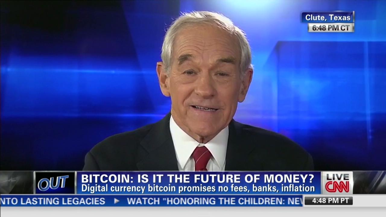 Cnn money ron paul bitcoins is sports betting legal