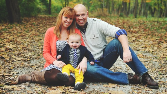 James Vester and his family.