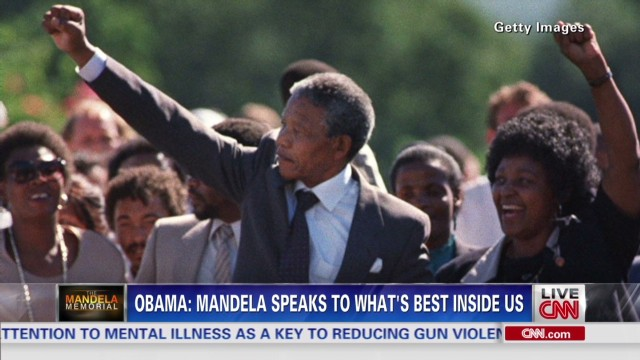 Pastor reflects on Mandela legacy