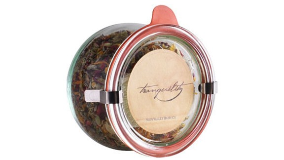 What do you give to the person who already has everything they could possibly want? Something they can use! Herbal bath tea will be a gift of limited engagement, which makes it that much more special.