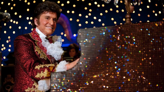 """Best actor in a miniseries or TV film: Michael Douglas, """"Behind the Candelabra"""""""