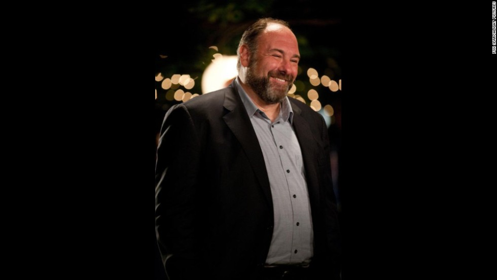 "<strong>Outstanding male actor in a supporting role: James Gandolfini </strong>""Enough Said"" (pictured); <strong>Barkhad Abdi </strong>""Captain Phillips;"" <strong>Daniel Brühl </strong>""Rush;"" <strong>Michael Fassbender </strong>""12 Years a Slave;"" <strong>Jared Leto</strong> ""Dallas Buyers Club."""