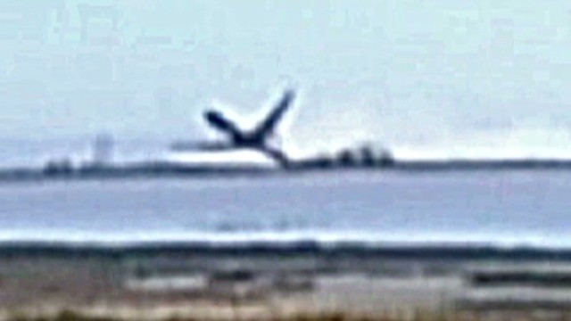 New video released of Asiana plane crash