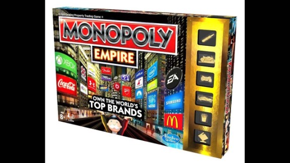 Monopoly Empire by Parker Brothers in 2013. More than 275 million games have been sold worldwide, and it