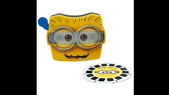 Despicable Me 2 View-Master by Fisher-Price in 2012. The View-Master has been sold to a few different companies, but it wasn
