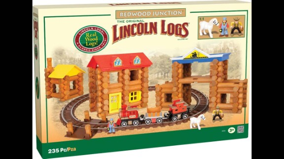 Lincoln Logs Redwood Junction by K