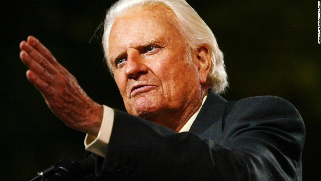 Evangelist Billy Graham, who reached millions of people through his Christian rallies and developed a relationship with every US president since Harry Truman, died Wednesday, February 21, at the age of 99.
