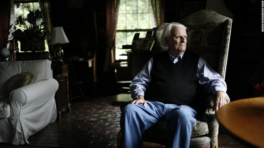 10 Things You Didnt Know About Billy Graham Cnn