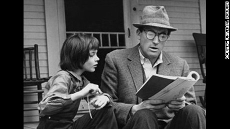 """To Kill a Mockingbird,"" 1962 film starring Gregory Peck."