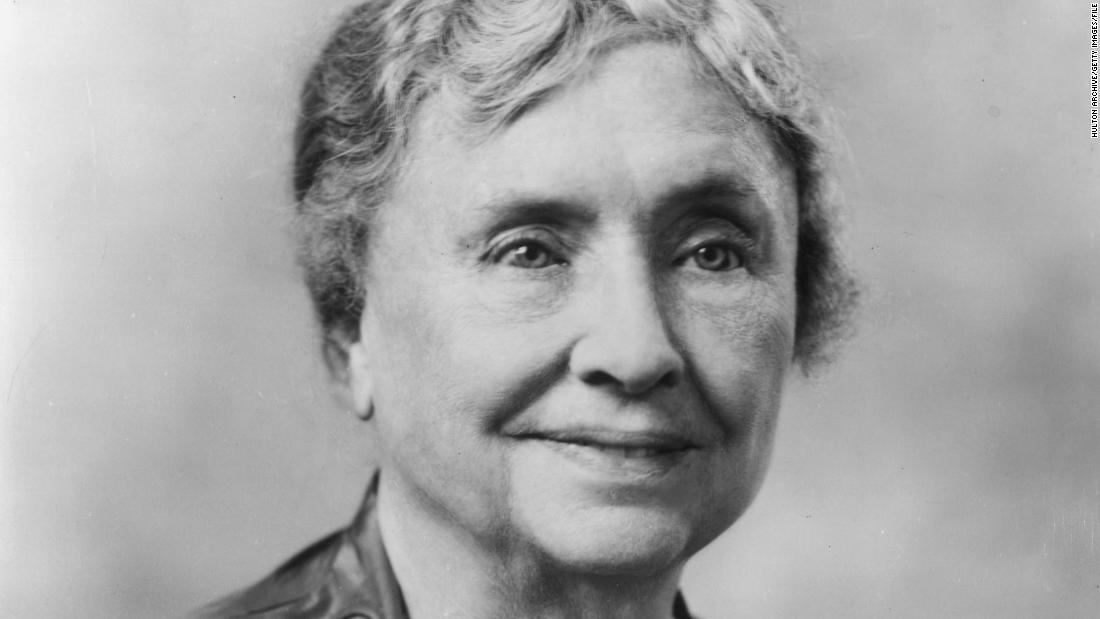 Image result for Texas students may not be required to learn about Helen Keller, Hillary Clinton