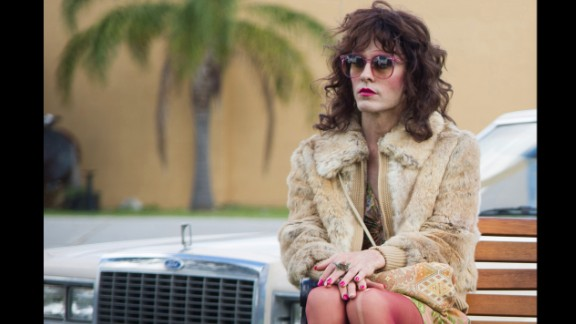 "Best supporting actor nominees: Jared Leto in ""Dallas Buyers Club"" (pictured), Barkhad Abdi in ""Captain Phillips,"" Bradley Cooper in ""American Hustle,"" Michael Fassbender in ""12 Years a Slave"" and Jonah Hill in ""The Wolf of Wall Street"""