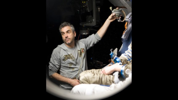 "Best director nominees: Alfonso Cuaron (pictured) for ""Gravity,"" David O. Russell for ""American Hustle,"" Alexander Payne for ""Nebraska,"" Steve McQueen for ""12 Years a Slave"" and Martin Scorsese for ""The Wolf of Wall Street"""