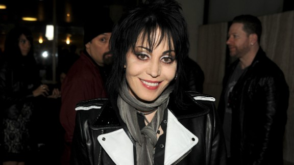 "Although Joan Jett was not scheduled to perform at SeaWorld, one of her songs featured prominently in the park's killer whale shows. ""I was surprised and upset to see on YouTube that SeaWorld used 'I Love Rock 'n' Roll' as the opening music for its cruel and abusive 'Shamu Rocks' show,"" Jett wrote in a letter to SeaWorld President Jim Atchison on December 11. ""I'm among the millions who saw 'Blackfish' and am sickened that my music was blasted without my permission at sound-sensitive marine mammals. ... These intelligent and feeling creatures communicate by sonar and are driven crazy in the tiny tanks in which they are confined."" A SeaWorld spokesman said that although the park had licensed the song legally, it will no longer be used in the shows."