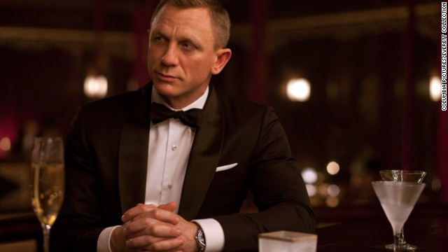 James Bond may want to reconsider his drinking habits, a new study says.