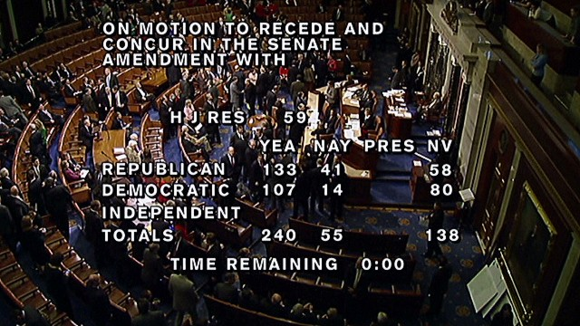 Budget deal passes, what's next?