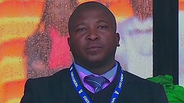 Fake interpreter blames Schizophrenia