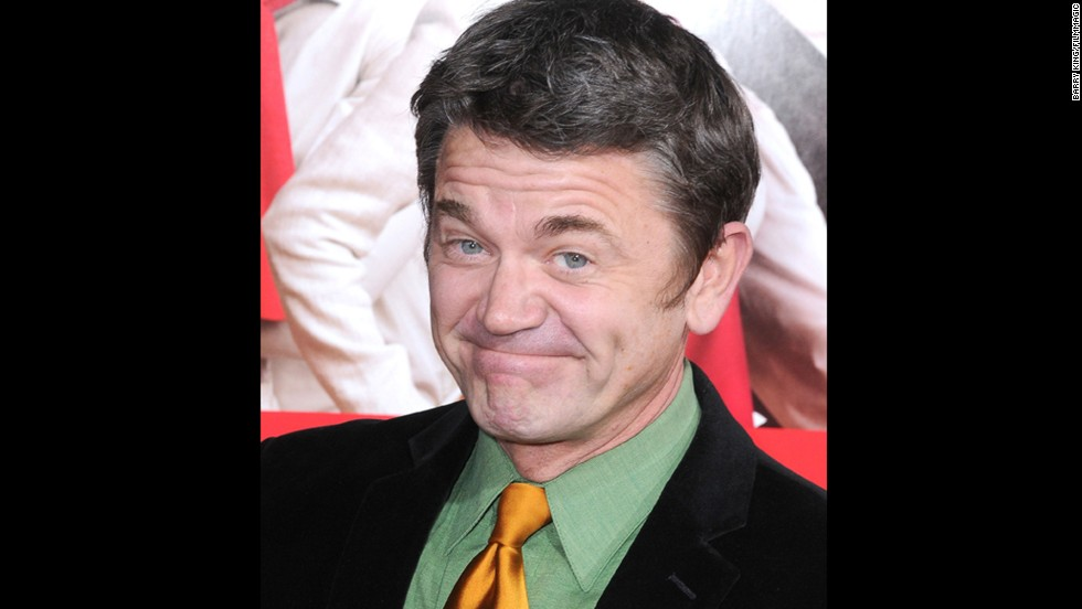 "Actor John Michael Higgins, known for his role as David Letterman in the HBO show ""The Late Shift,"" turned 50 on February 12."